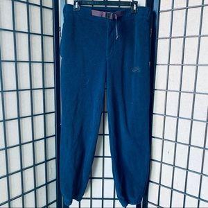 Nike SB therma polartec fleece pants navy blue M